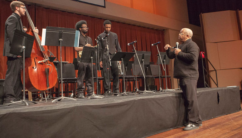 Jazz Masterclass with Terence Blanchard